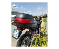 Yamaha XT 125 Enduro - Scarico GPR