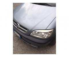 Opel Zafira 2004 dti 180000 km