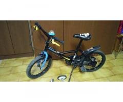 Bicicletta bambino con ruote da 16