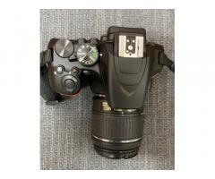 Fotocamera nikon d3500n reflex digitale