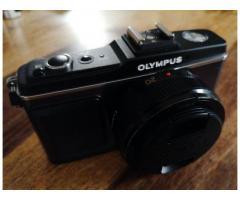 Olympus PEN E-P2 + Panasonic 20mm 1.7