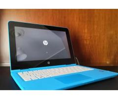Notebook HP X360 + Tablet Acer