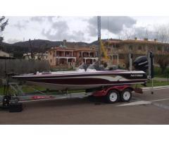 Bass Boat Nitro 929 CDX