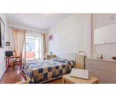 Spaziosa stanza (20mq) con terrazzo