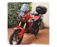Honda CRF1000L Africa Twin - 2016