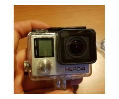 Gopro Hero 4 Silver Edition, accessori,lcd,4k