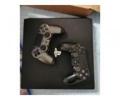 PS4 PRO 2 joystick e vari giochi