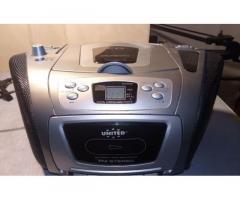 Stereo FM e lettore CD United anni '90