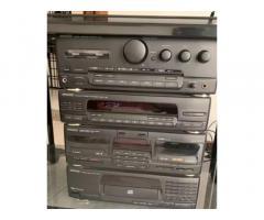 Impianto stereo Kenwood