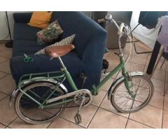 Bicicletta Graziella richiudibile