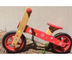 Bici senza pedali per bambino a
