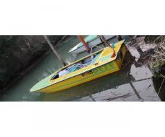 Barca patanella 15cv