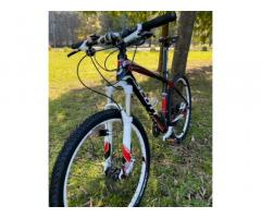 Bici Scottt 26 in fibra di carbonio