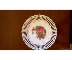 Servizio da dolce in porcellana 1920 - Lombardia